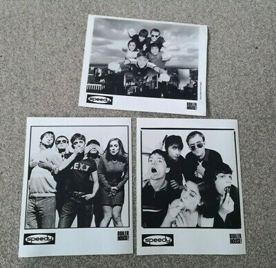 Official Press /Promo Photo Bundle For SPEEDY • 4.50£