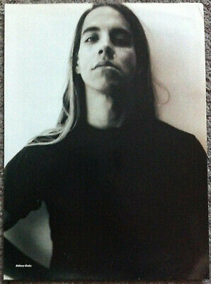ANTHONY KIEDIS - 1990s Full Page UK Magazine Poster RED HOT CHILI PEPPERS • 3.95£
