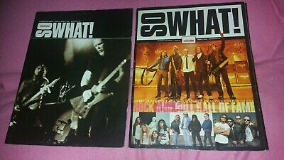 Metallica  So What  Magazine 2 Volumes • 30£