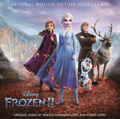 Disney Frozen 2 Original Motion Picture Soundtrack [Audio CD] Various Artists • 5.99£