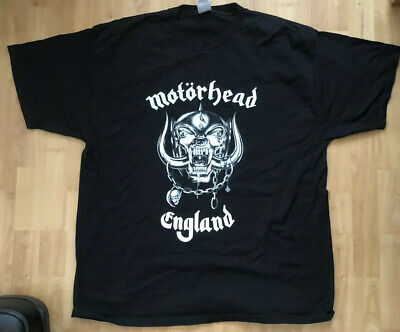 Official Motorhead  Everything Louder Than Everything Else  Iconic T-shirt 2003 • 9.99£