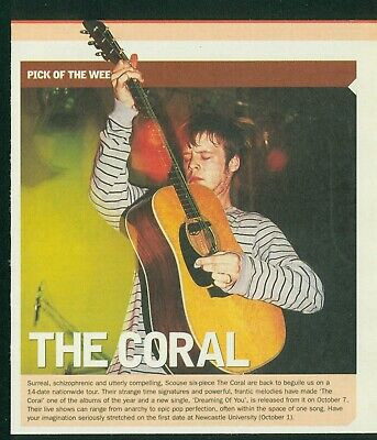 The Coral Memorabilia Clippings • 2.50£
