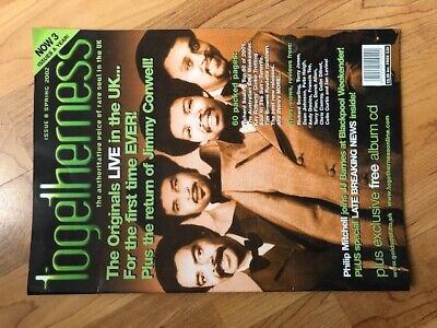 Togetherness - Northern Soul Magazine Issue 8 • 2.99£