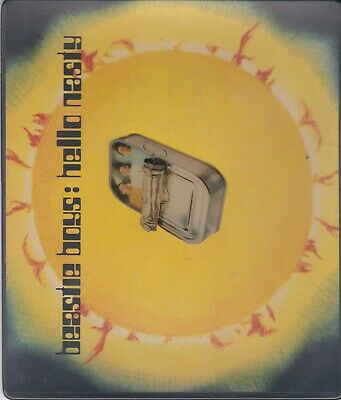 Beastie Boys Original Record Company Hello Nasty Promotional Only Mouse Mat 1998 • 19.99£