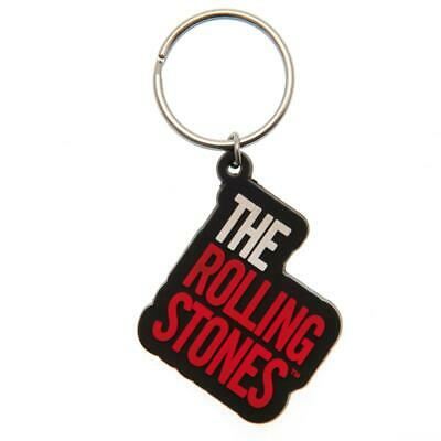 The Rolling Stones Gifts - PVC Keyring TX • 2.50£