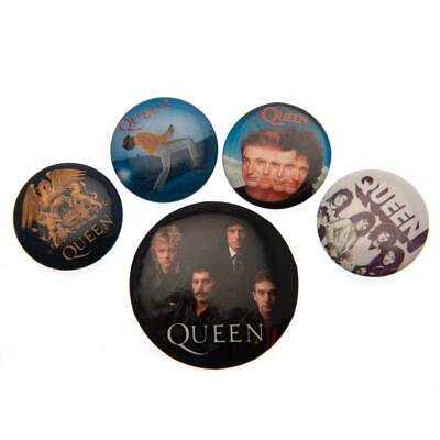 Queen Gifts - Button Badge Set • 2.99£