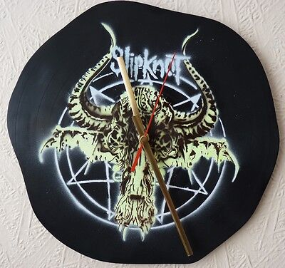 Slipknot  Wall Clock... • 15.99£