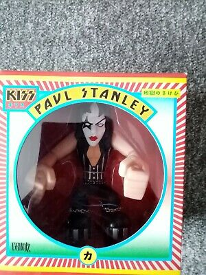 Kiss Memorabilia Paul Stanley. Cruntz Toy.  • 12£