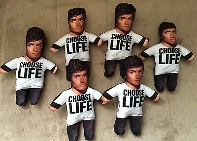❤️GEORGE MICHAEL CHOOSE LIFE TEDDY The Perfect Gift!!!! • 6.50£