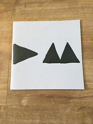 Depeche Mode Delta Machine World Tour 2013 Programme Concert  • 22.99£