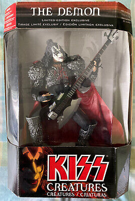 "Kiss – The Demon Creatures 12"" Figure Limited Edition McFarlane Gene Simmons • 40£"