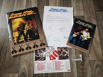 Offiical STATUS QUO - From The Makers Of Fanclub Welcome Pack Incl Fanzine And B • 9.99£