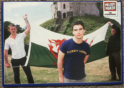 STEREOPHONICS - 2000 Full Page UK Magazine Poster  • 3.95£