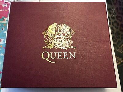 QUEEN - A BOX OF TRICKS (RARE) Mint Condition • 275£