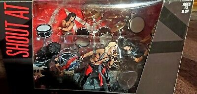 McFarlane Mötley Crüe Shout At The Devil Deluxe Box Set Figures W/ Stage. RARE!  • 351.88£