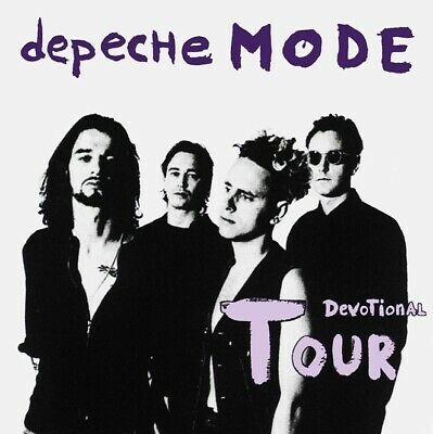 Depeche Mode Devotional Tour Set 1 • 27£