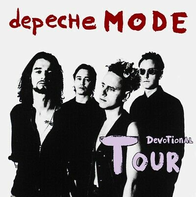 Depeche Mode Devotional Tour Set 2 • 27£
