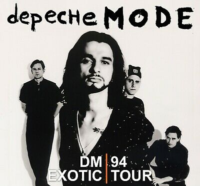 Depeche Mode Devotional Tour 94 • 27£