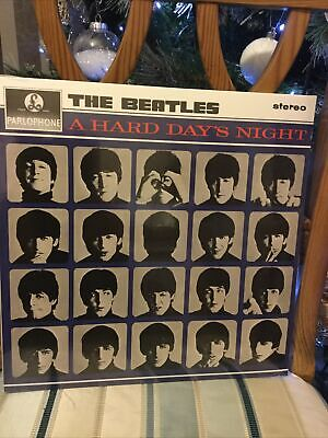 The Beatles A Hard Days Night Vinyl New Sealed 2017 Hologram  • 12.90£