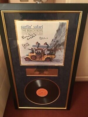 The Beach Boys Signed Picture • 500£