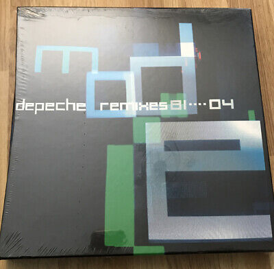 Depeche Mode Remixes 81.....04 Box Set Vinyl Limited Edition • 340£