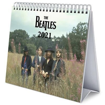The Beatles Desktop Calendar 2021 • 6.50£