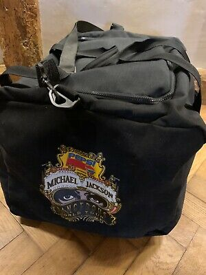 Michael Jackson Pepsi Dangerous World Tour Large Holdall Collectible 1992 • 110£