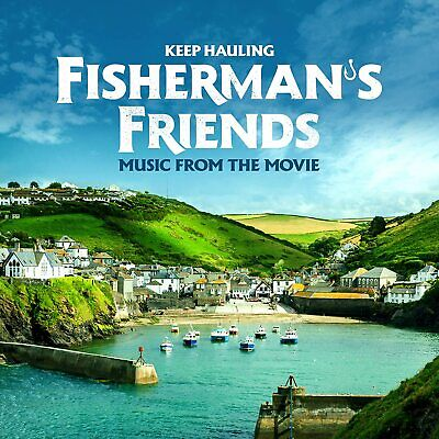 Keep Hauling [Audio CD] Fisherman's Friends - Music From The Movie New Sealed • 5.39£