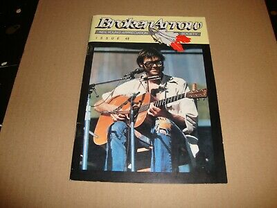 BROKEN ARROW Magazine ISSUE 48 Neil Young Appreciation Society #48 • 0.75£