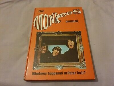 The Monkees Annual 1968 • 0.99£