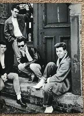 THE SMITHS - 1993 Full Page UK Magazine Poster MORRISSEY • 3.95£