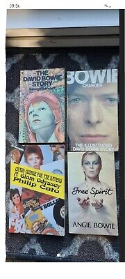 Lot Of Rare Vintage David Bowie Books Glam Rock • 19.99£