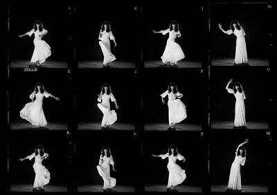 Kate Bush Wuthering Heights Original Cathy Contact Sheet By Gered Mankowitz • 2,200£