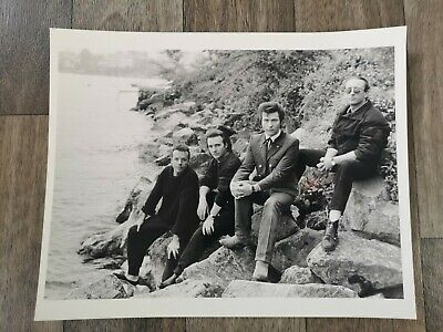 Official Press/Promo ULTRAVOX Photo Circa 1980s • 8.50£