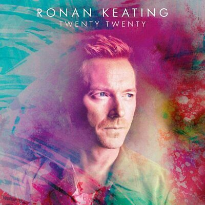 Twenty Twenty [Audio CD] Ronan Keating New Sealed • 5.49£