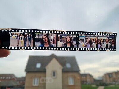STATUS QUO Contact Strip/Transparencies Early/Mid 70s • 20£