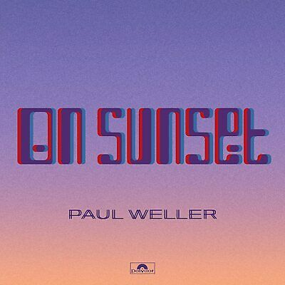 On Sunset [Audio CD] Paul Weller New Sealed • 4.35£