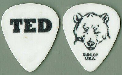 Mumford & Sons Ted Dwane Guitar Pick Plectrum From Stage • 14.99£