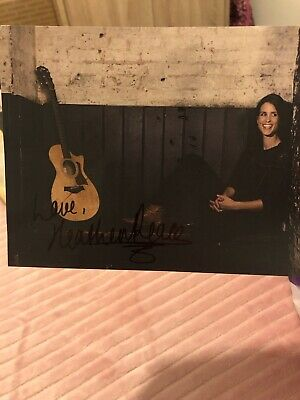 Heather Peace Signed Pic • 10£