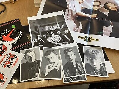Frankie Goes To Hollywood Official Fan Club Pack • 20£