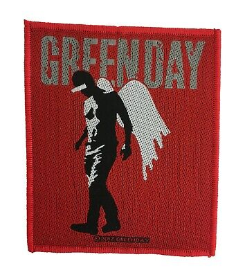 Green Day Standard Patch Wings • 5£