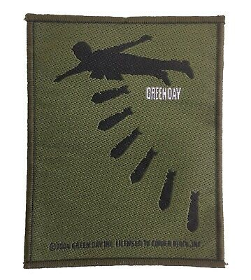 Green Day Standard Patch • 5£