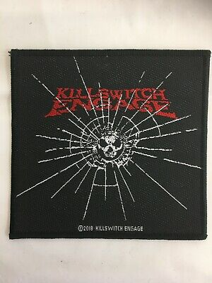 Killswitch Engage Standard Patch Shatter • 5£