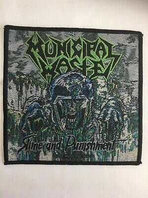 Municipal Waste Standard Patch Waste Slime And Punishment • 5£