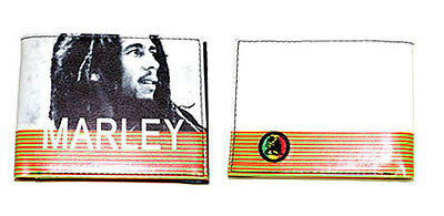 Official Bob Marley - Black & White Picture - Bifold Wallet • 19.95£