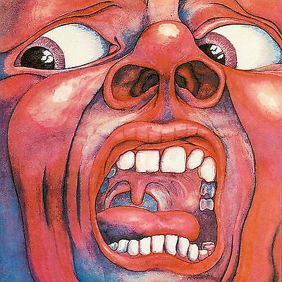 King Crimson - In The Court Of The Crimson King - New 200g Vinyl LP NEW & SEALED • 15.95£