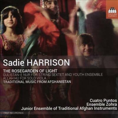 Sadie Harrison: The Rosegarden Of Light New Cd • 11.89£