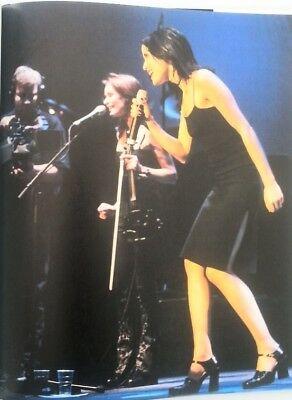 The CORRS 'being Filmed'  Magazine PHOTO/Poster/clipping 11x8 Inches • 5.95£