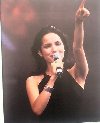The CORRS 'for You' Magazine PHOTO/Poster/clipping 11x8 Inches • 5.95£