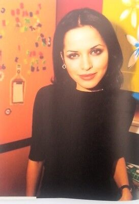 The CORRS 'nursery Wall'  Magazine PHOTO/Poster/clipping 11x8 Inches • 5.95£